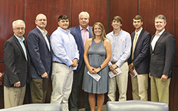 Electric Cooperatives of Mississippi awards engineering scholarships